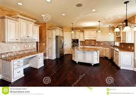 huge new kitchen and dining room royalty free stock image image