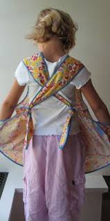sew liberated child s apron montessori children s and apron