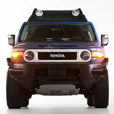 Car Roof Box Ebay by For 07 14 Fj Cruiser Oe Style Roof Rack Offroad Air Dam Fog Light