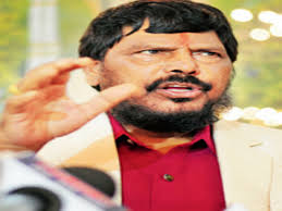 ramdas athawale union minister athawale bats for quota in team