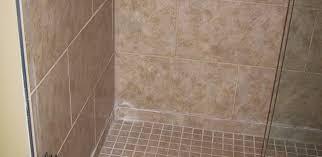 shower splendid tile shower stall diy arresting tiled shower