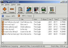 Mp3 Converter Mp3 Cd Software Easy Mp3 Converter Mp3 To Wav Wav To Mp3