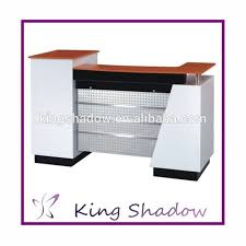 Rem Saturn Reception Desk Nail Salon Reception Desk U2013 Valeria Furniture