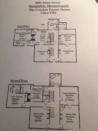 historic cape cod floor plans sleeps 14 historic tavern house one mile from barnstable
