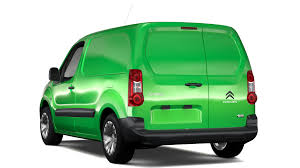citroen berlingo citroen berlingo van l1 full electric 2017 3d model vehicles 3d