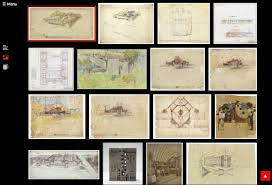 Frank Lloyd Wright Prints by Digitized Frank Lloyd Wright Catalogue Offers New Reading