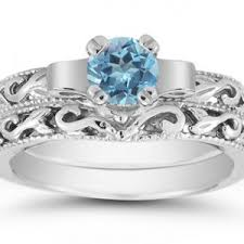 Blue Wedding Rings by Blue Engagement Rings Page 1 Of 4 Wedding Products On