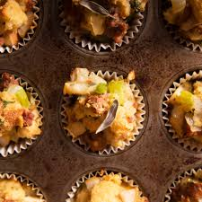Muffins For Thanksgiving Sausage And Pear Muffins Blooming Bites Photography