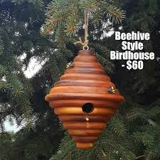 best cedar beehive style birdhouses for sale in airdrie alberta