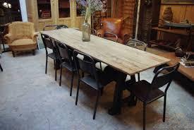 Table Acier Bois Industriel by Table De Salon Industriel U2013 Chaios Com