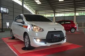 mitsubishi iswara new mirage media launching u0026 test drive u2013 mitsubishi motors krama