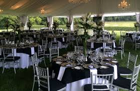 renting chairs for a wedding bryant s rent all equipment rentals party rentals in