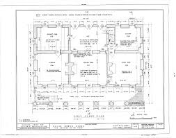 house plans historic floor plans the shadows plantation weeks halls house mansion new