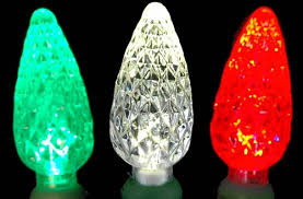 red and white bulb christmas lights red and green light bulbs r jesse lighting
