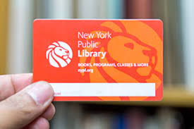 photo card apply for a library card the new york library