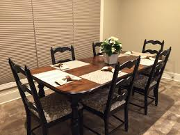 painting dining room table articles with refinish dining room table veneer top tag refinish