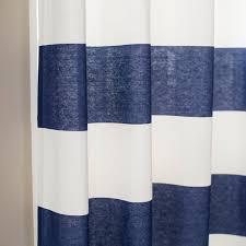 shower guardhouse stripe neutral cotton
