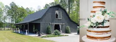 the barn at rock creek gives an authentic rustic backdrop for any