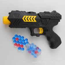 nerf car shooter 2in1 water soft nerf gun bullet pistol crystal darts pistol