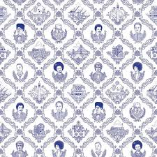 flavor paper bay area toile on ez papes wallpaper 2modern