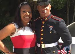 Lisa Lee Blind Date Florida Mom Screams After Marine Son U0027s Surprise Homecoming Daily