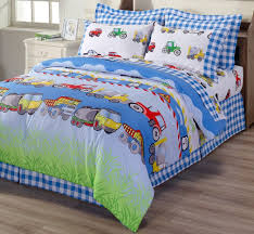 cars bedding twin set