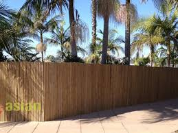 Bamboo Fencing Rolls Home Depot by Bamboo Privacy Fence Bamboo Privacy Fence Panels Bamboo Before