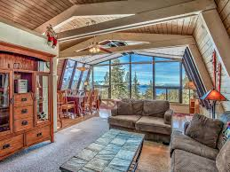 modern cabin panoramic lake tahoe views vrbo