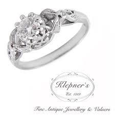 wedding rings melbourne antique rings melbourne klepner s antique jewellery