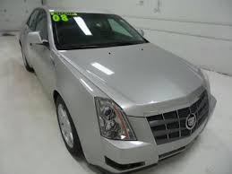 2008 cadillac cts for sale used 2008 cadillac cts for sale fort ks