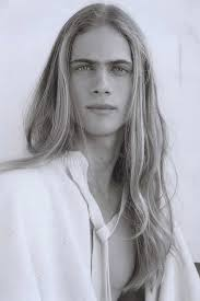 male models with long straight hair boys with fancy lady hair blog pinterest macs long haired
