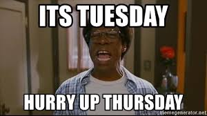 Norbit Memes - its tuesday hurry up thursday norbit meme generator