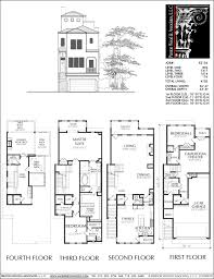 townhome plan e2126 floor plans pinterest townhouse house townhome plan e2126