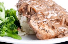 Smothered Lamb Chops Lamb Chop Cream Of Mushroom Recipes Sparkrecipes