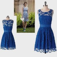 blue lace dresses for juniors naf dresses