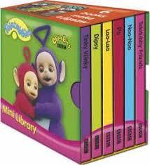 teletubbies library bbc books 9781405902205