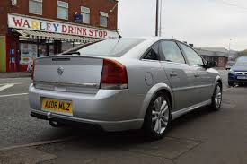 vauxhall vectra sri second hand vauxhall vectra 1 9 cdti sri 150 5dr for sale in