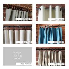 2 5 Inch Curtain Rings by Drapery Panels High Quality Amazing Prices Martha U0026 Ash