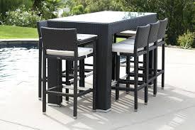outdoor patio bar table patio tiki bar sets outdoor patio bar sets outdoor patio tiki bar