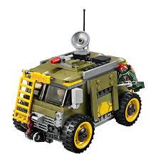 volkswagen lego amazon com lego ninja turtles 79115 turtle van takedown building