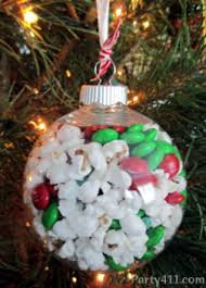 ornament favors office christmas party chocolate favor ideas daily party dish
