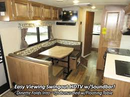 Rockwood Camper Floor Plans 2017 Forest River Rockwood Mini Lite 2503s Travel Trailer