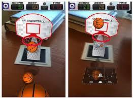 panier basket bureau arbasketball sur iphone jouer au basket au bureau à découvrir