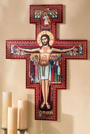 san damiano crucifix the story of the san damiano crucifix