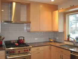 Kitchen Subway Tile Backsplash Designs Kitchen 284 Best Kitchen Images On Pinterest Beveled Subway Tile