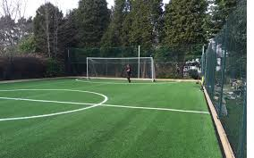 this is how much it would cost to build a 5 a side pitch in your