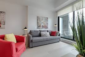 chambre canadien de montreal canadiens tower condo for rent in montreal great views enville