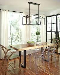 Rectangular Dining Room Light Fixtures Charming Dining Room Light Cool Dining Room Light Fixtures And
