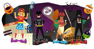 Movie Halloween Costumes Gotrax Movie Inspired Diy Halloween Costumes Hoverboards