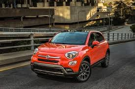 Most Interior Space Suv 2016 Fiat 500x Review U0026 Ratings Edmunds